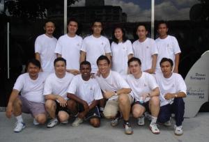 MBCV Team A & B