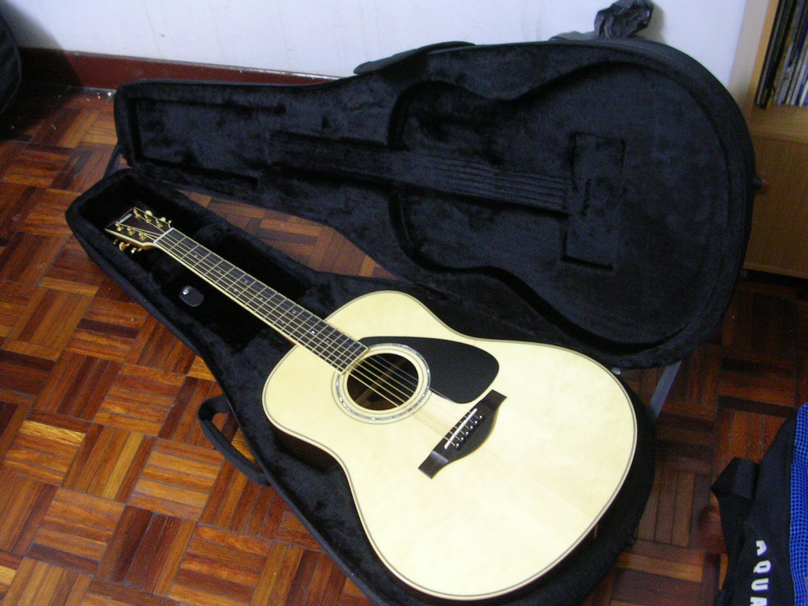 played a yamaha ll16 are the acoustic guitar forum. Black Bedroom Furniture Sets. Home Design Ideas