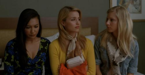Quinn Glee Hot